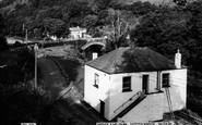 Saltash, Notter Bridge And Farm c.1965