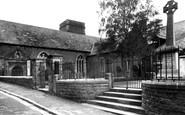 Saltash, St Nicholas And St Faith Church c.1955