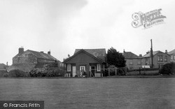 Saltash, The Bowling Green c.1955