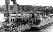 Saltash, The Ferry c.1950