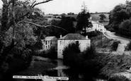 Saltash, The Notter Bridge Farm c.1965
