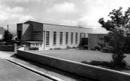 Saltash, The Wesley Methodist Church c.1965