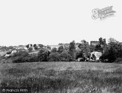 Saltash, Trematon Castle c.1955