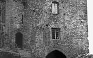 Saltash, Trematon Castle c.1965