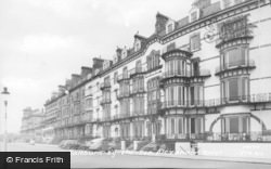 Saltburn-By-The-Sea, Alexander Hotel c.1955