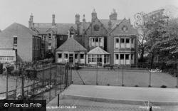 Saltburn-By-The-Sea, Brockley Hall c.1955
