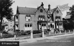Saltburn-By-The-Sea, Brockley Hall c.1965