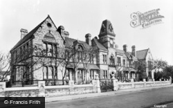 Saltburn-By-The-Sea, Convalescent Home c.1955