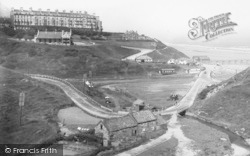 Saltburn-By-The-Sea, From The East 1932