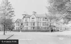 Saltburn-By-The-Sea, Glenhow School c.1960