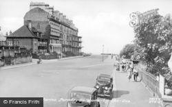 Saltburn-By-The-Sea, Marine Parade c.1955