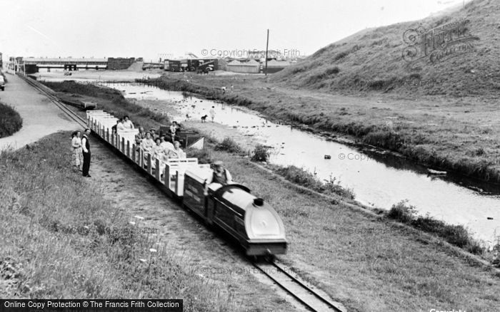 Photo of Saltburn By The Sea, Miniature Railway c.1960