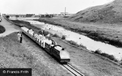 Saltburn-By-The-Sea, Miniature Railway c.1960, Saltburn-By-The-Sea