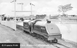 Saltburn-By-The-Sea, Miniature Railway c.1965