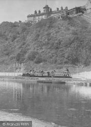 Saltburn-By-The-Sea, The Miniature Railway c.1955