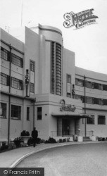 Saltdean, Ocean Hotel c.1965