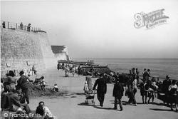Saltdean, Promenade East c.1950