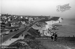 Saltdean, The Cliffs c.1950