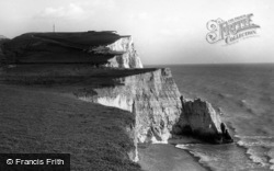 Saltdean, The Cliffs c.1960