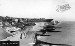 Saltdean, The Promenade c.1965