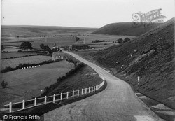 Saltergate, And Moors c.1932