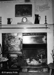 Saltergate, The Old Turf Fire, Saltersgate Inn c.1955