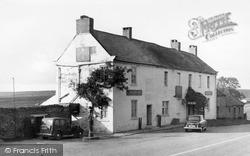 Saltergate, The Saltersgate Inn c.1955