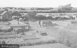 Saltfleet, From Sea Lane c.1955