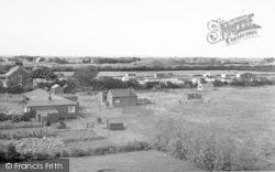 Saltfleet, General View From Sea Lane c.1955