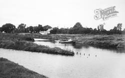 Saltfleet, Haven 1955