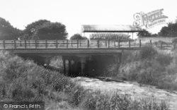 Saltfleet, Haven Bridge c.1965