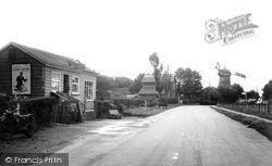 Saltfleet, High Street c.1955