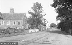 Saltfleet, Main Road c.1955