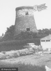 Saltfleet, Old Mill, Main Road c.1965