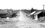 Saltfleet, Sea Lane c1955