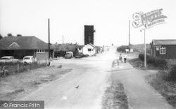 Saltfleet, Sea Lane c.1965
