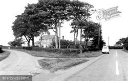 Saltfleet, Skidbrook Road c.1955