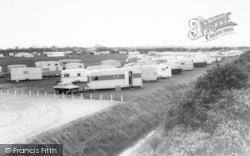 Saltfleet, Sunnydale Caravan Site c.1960