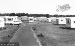 Saltfleet, Sunnydale Caravan Site c.1965