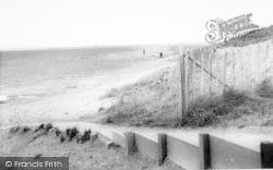 Saltfleet, The Beach c.1965
