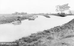 Saltfleet, The Haven c.1965