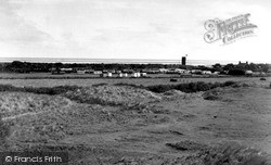 Saltfleet, View From Tobys Hill c.1955