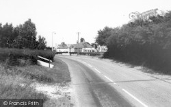 Saltfleet, Warren Road c.1965