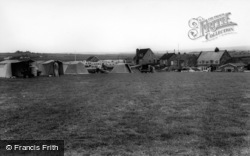 Saltwick Bay, The Camping Field, The Holiday Park c.1965