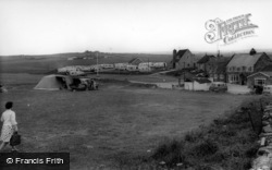 Saltwick Bay, The Holiday Park, Camping Field c.1965
