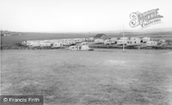 Saltwick Bay, The Holiday Park, South Field c.1965