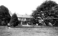 Saltwood, Rectory 1902