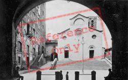 Collegiata Di Santa Maria Assunta c.1910, San Gimignano