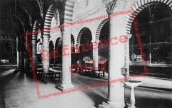 Collegiata Di Santa Maria Assunta, Interior c.1910, San Gimignano