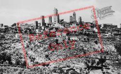 General View c.1910, San Gimignano